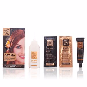 LLONGUERAS OPTIMA hair colour #7.4-copper