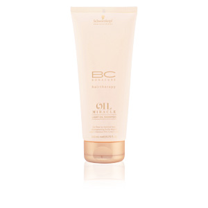 BC OIL MIRACLE mist light shampoo 200 ml