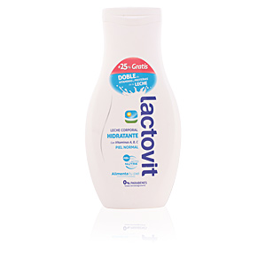 LACTOVIT ORIGINAL leche corporal hidratante PN 400 ml