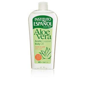 ALOE VERA aceite corporal 400 ml
