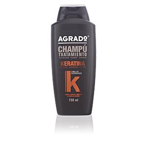 CHAMPÚ Tratamiento keratina 750 ml