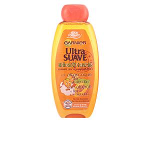 ULTRA SUAVE champú para niños de albaricoque 400 ml