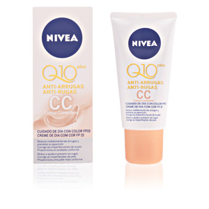 Q10+ CC day cream SPF15 50 ml