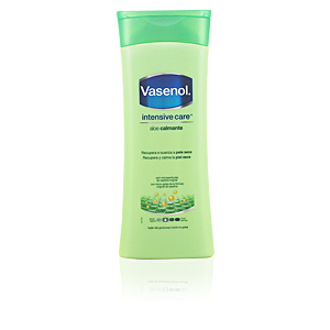 VASENOL INTENSIVE CARE aloe calmante loción 400 ml