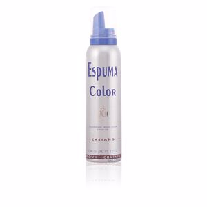 ESPUMA COLOR #castaño 150 ml