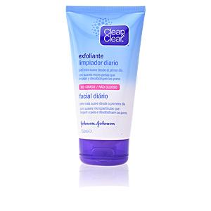 CLEAN & CLEAR exfoliante diario efecto peeling 150 ml