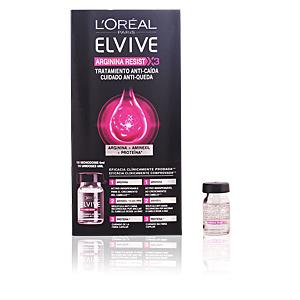ELVIVE ARGININA RESIST X3 Tratamiento anti-caída 10x6 ml