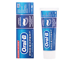 ORAL-B PRO-EXPERT limpieza profunda 75 ml