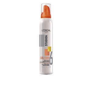CURL POWER espuma rizadora 200 ml