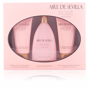 AIRE SEVILLA ROSE LOTE 3 pz