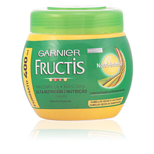 FRUCTIS NUTRI-INTENSE mascarilla 400 ml