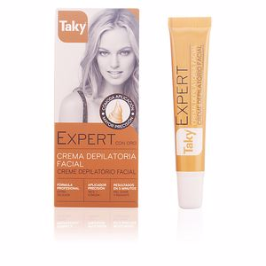 EXPERT CON ORO crema depilatoria facial 20 ml