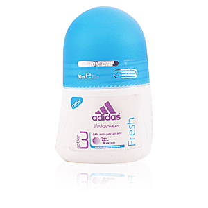 ADIDAS WOMAN FRESH deo roll-on 50 ml