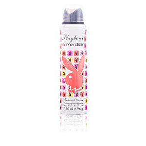 PLAYBOY #GENERATION FOR HER deo vaporizador 150 ml