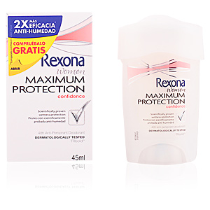 MAXIMUM PROTECTION confidence deo crema 45 ml