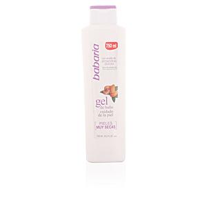 ACEITE ALMENDRAS DULCES gel de baño pieles muy secas 750 ml