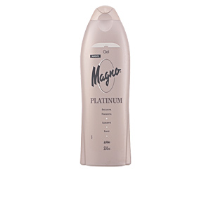 MAGNO PLATINUM gel de ducha 550 ml