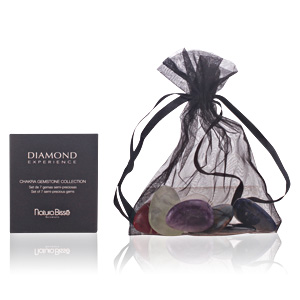 DIAMOND EXPERIENCE chakra gemstone collection 7 uds