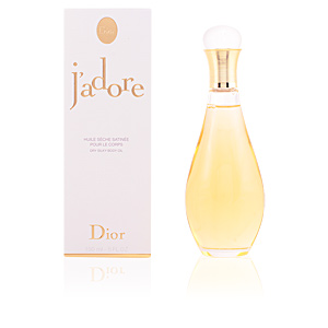 J'ADORE dry silky body oil 100 ml