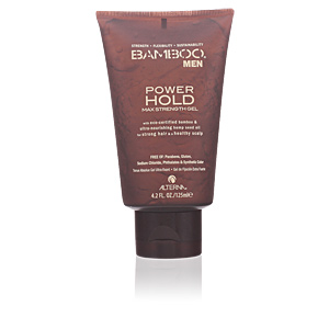 BAMBOO MEN power hold max strength gel 125 ml