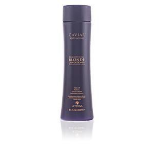 CAVIAR ANTI-AGING brightening blonde conditioner 250 ml