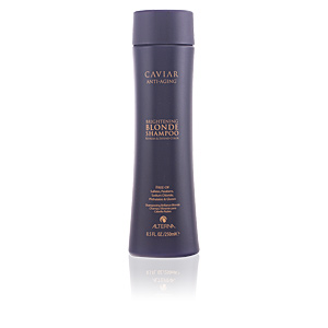 CAVIAR ANTI-AGING brightening blonde shampoo 250 ml