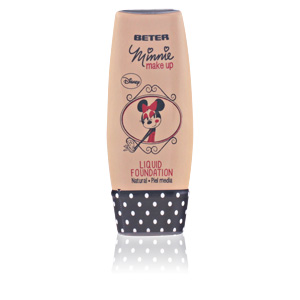 MINNIE base de maquillaje fluido #2-natural beige 35 ml
