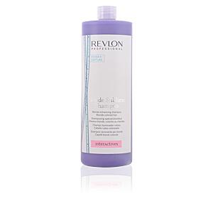 HYDRA CAPTURE blonde enhancing shampoo 1250 ml