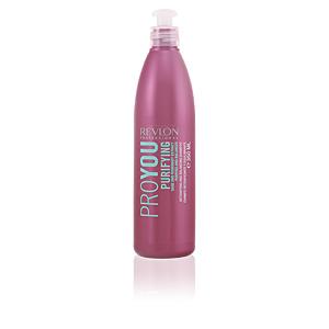 PROYOU PURIFYING detoxifying&balancing shampoo 350 ml