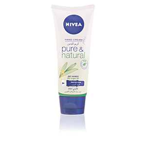 PURE & NATURAL hand cream #argan oil 100 ml