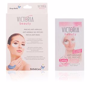 VICTORIA BEAUTY parches ojos 8 pz