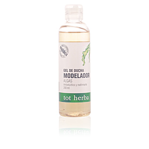GEL DE DUCHA MODELADOR algas 200 ml