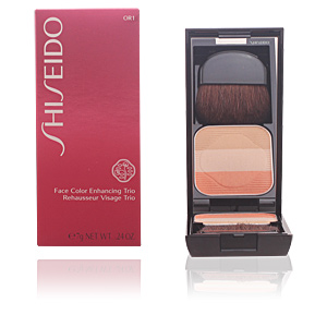FACE COLOR enhancing trio #OR1-peach 7 gr