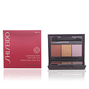 LUMINIZING SATIN eye color trio #BR214-into the woods 3 gr