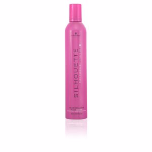 SILHOUETTE color brillance mousse super hold 500 ml