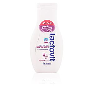 LACTOVIT ORIGINAL leche corporal reafirmante 400 ml