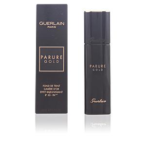 PARURE GOLD fdt fluide #01-beige pâle 30 ml