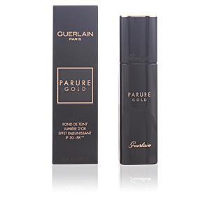 PARURE GOLD fdt fluide #04-beige moyen 30 ml