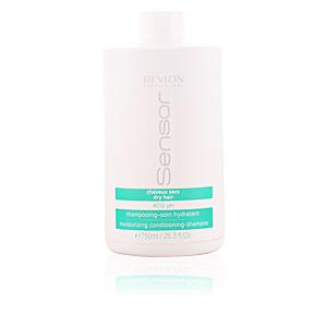SENSOR MOISTURIZING shampoo 750 ml