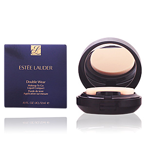 DOUBLE WEAR makeup to go liquid compact #3C2-pebble 12 ml
