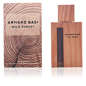 WILD FOREST edt vaporizador 50 ml