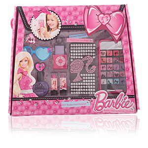 BARBIE DIY BE DAZZLED MOBILE CASE 7 pz