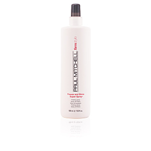 FIRM STYLE freeze & shine super spray 500 ml