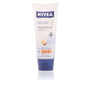NIVEA MANOS crema nutritiva 100 ml