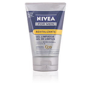 MEN Q10 gel limpiador revitalizante 100 ml