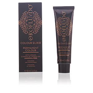 COLOUR ELIXIR permanent colour #7,3 golden blonde 50 ml