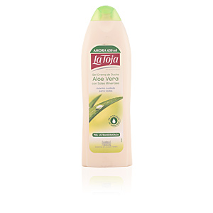 HIDROTERMAL gel de ducha aloe vera 650 ml