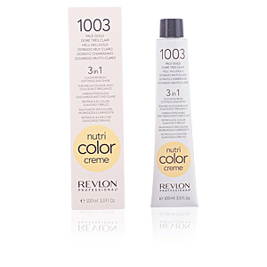 NUTRI COLOR cream #1003-pale gold 100 ml