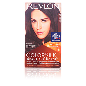 COLORSILK tinte #20-negro natural