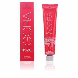 IGORA ROYAL 7-55 permanent color cream 60ml